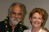 Claire & Tommy Chong